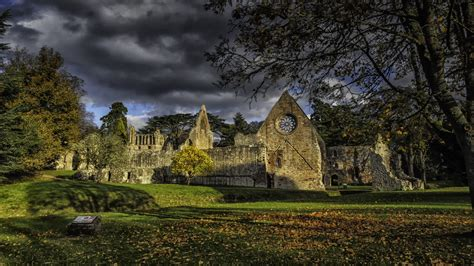 architecture, House, Town, Old, Old building, Scotland, UK