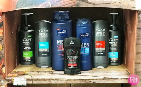 Great Savings on Men's Unilever Personal Care at Kroger