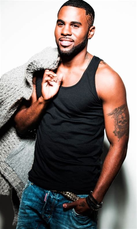 Jason Derulo weight, height and age