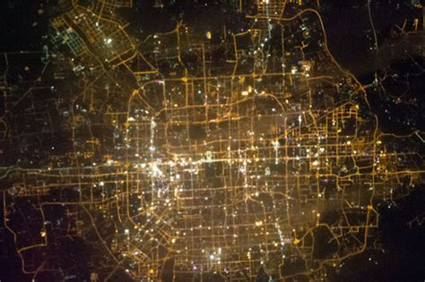 'Cities at Night' as Captured by Astronauts Aboard the