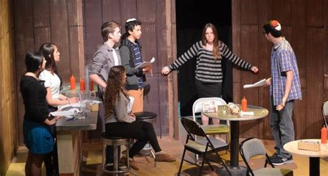 Student-written murder mystery is Drama's 'devised play
