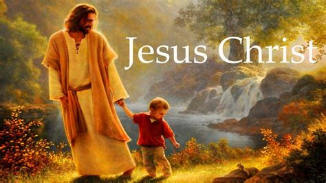 Jesus With Child HD Jesus Wallpapers   HD Wallpapers   ID