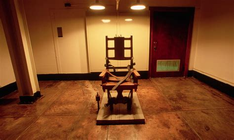 Virginia governor rejects plan to revive electric chair as