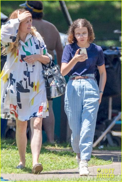 Millie Bobby Brown Has a Stunt Double Fill in on 'Stranger