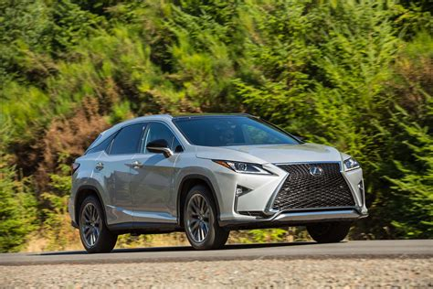 2016 Lexus RX 350 AWD F Sport: Full Gallery and