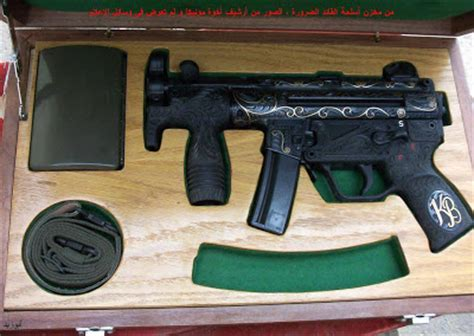 Pimped out Guns Iraq Edition Blogging from Israel on Guns