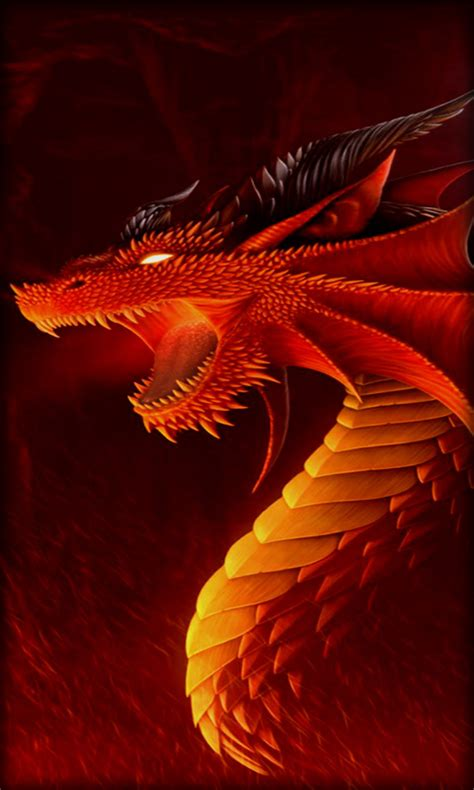 Dragon Live Wallpaper Android App - Free APK by Milan