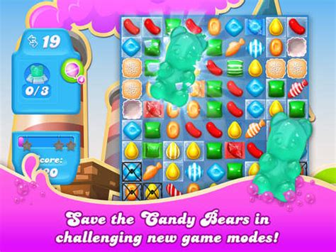 Candy Crush Soda Saga Game Review - Download and Play Free