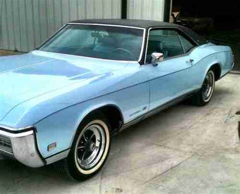Find used 1969 Baby Blue Riviera GS in Broussard