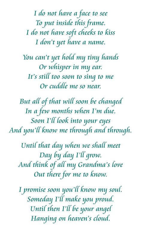 thank you for my grandbaby - Google Search | Unborn baby