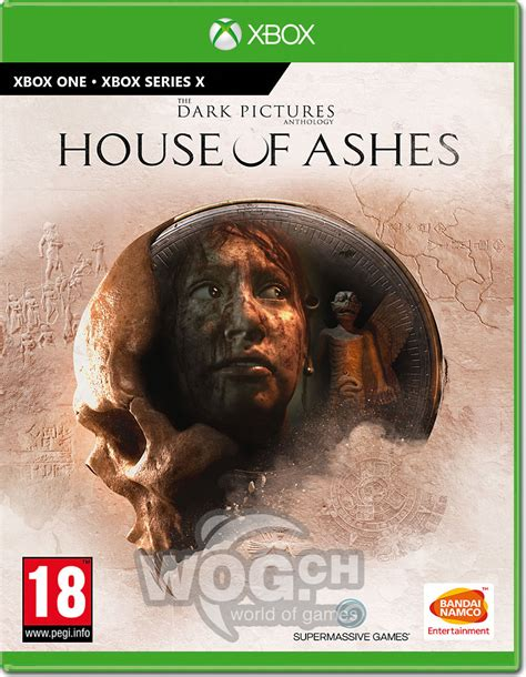 The Dark Pictures Anthology: House of Ashes [Xbox One