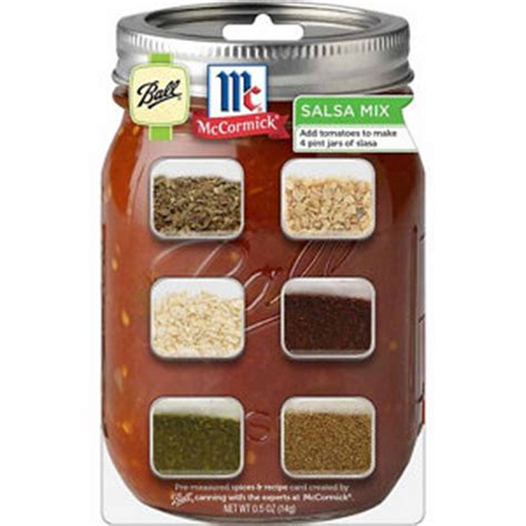Ball and McCormick Salsa Mix at Tractor Supply Co