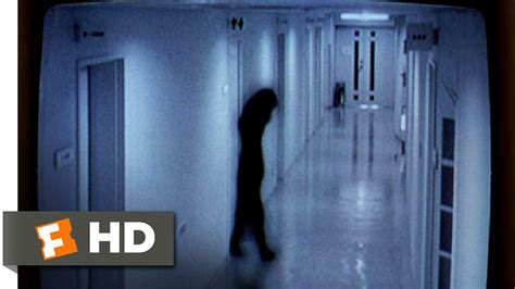 Ju-on (5/10) Movie CLIP - A Mysterious Shadow (2002) HD