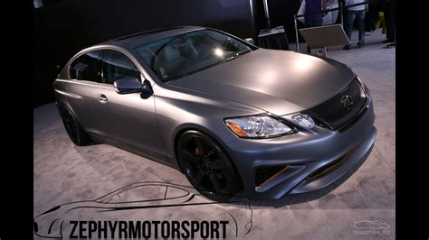 Lexus GS JZS190 Best Whells and Body Kits - YouTube
